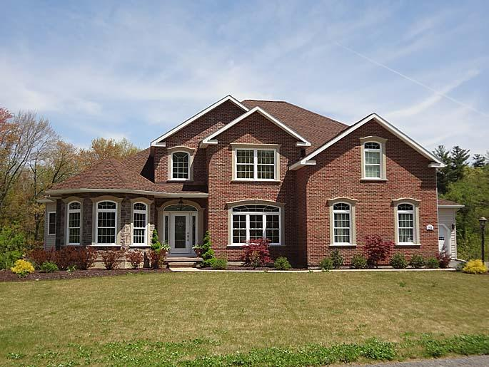 Seneca a 4 bedroom 3 5 bath home in carriage hill a new for Seneca custom homes